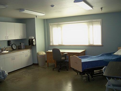 Nurse's Station